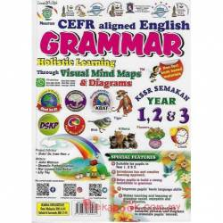 Holistic Learning CEFR-aligned English Grammar KSSR Semakan Year 1,2&3