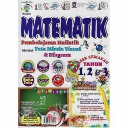 Pembelajaran Holistik Matematik KSSR Semakan Tahun 1,2&3