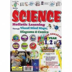 Holistic Learning Science KSSR Semakan Year 1,2&3