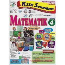 Pembelajaran Holistik KSSR Semakan Matematik Tahun 4