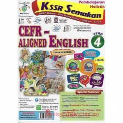 Pembelajaran Holistik KSSR Semakan CEFR-aligned English Year 4