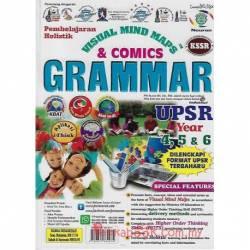 Pembelajaran Holistik KSSR Grammar UPSR Year 4,5&6