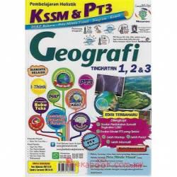 Pembelajaran Holistik KSSM & PT3 Geografi Tingkatan 1,2&3