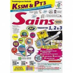 Pembelajaran Holistik KSSM & PT3 Sains Tingkatan 1,2&3