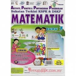 Matematik Buku 1 KSPK & DSKP