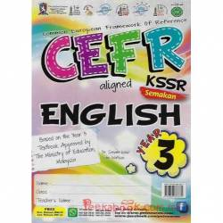 CEFR aligned KSSR Semakan English Year 3