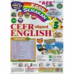 """ACE"" Praktis KSSR Semakan CEFR aligned English Year 3"