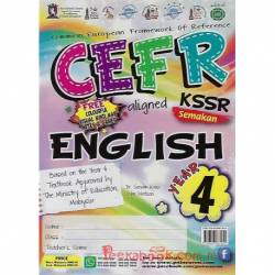 CEFR aligned KSSR Semakan English Year 4
