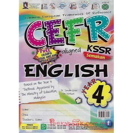 CEFR aligned KSSR Semakan English Year 4