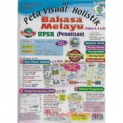 Pembelajaran Holistik UPSR Bahasa Melayu (Penulisan) Tahun 4,5&6