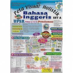 Pembelajaran Holistik UPSR Bahasa Inggeris (Pemahaman) Tahun 4,5&6