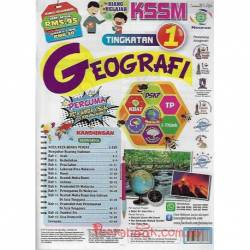 Riang Belajar KSSM Geografi Tingkatan 1
