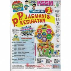 Riang Belajar KSSM P. Jasmani & P. Kesihatan Tingkatan 1