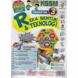 Riang Belajar KSSM Reka Bentuk & Teknologi Tingkatan 3