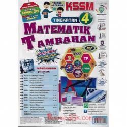 Riang Belajar KSSM Matematik Tambahan Tingkatan 4