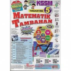 Riang Belajar KSSM Matematik Tambahan Tingkatan 5