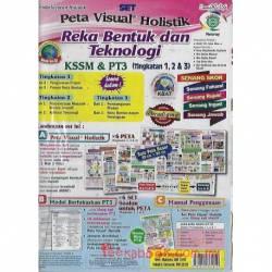 Pembelajaran Holistik KSSM & PT3 Reka Bentuk & Teknologi Tingkatan 1,2&3