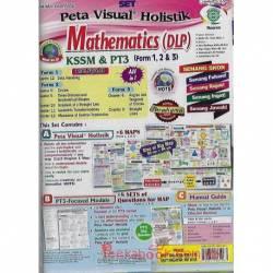 Holistic Learning KSSM & PT3 Mathematics (DLP) Form 1,2&3