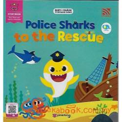 Baby Shark And Family's Adventure 3 Police Sharks To The Rescue