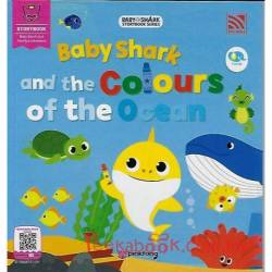 Baby Shark And Family's Adventure 4 Baby Shark and The Colours of The Ocean