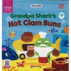 Baby Shark And Family's Adventure 5 Grandpa Shark's Hot Clam Buns