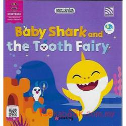Baby Shark And Family's Adventure 6 Baby Shark and The Tooth Fairy