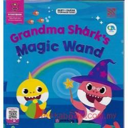 Baby Shark And Family's Adventure 8 Grandma Shark's Magic Wand