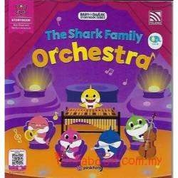 Baby Shark And Family's Adventure 9 The Shark Family Orchestra