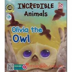 Incredible Animals 1 Olivia The Owl