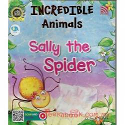 Incredible Animals 3 Sally The Spider
