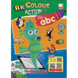 AR Colour Action My abc