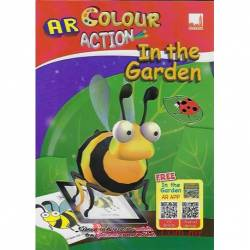 AR Colour Action In The Garden
