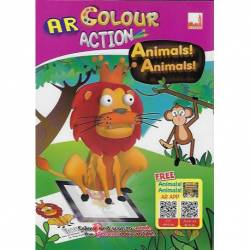 AR Colour Action Animals! Animals!