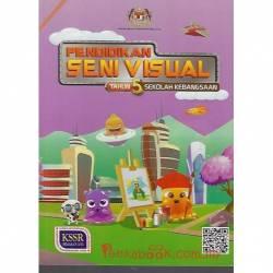 Buku Teks Pendidikan Seni Visual Tahun 5 SK KSSR Semakan