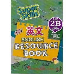 Super Skills English Resource Book SJKC 2B KSSR Semakan