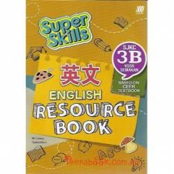 Super Skills English Resource Book SJKC 3B KSSR Semakan
