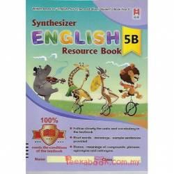 Synthesizer English Resource Book 5B