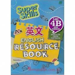 Super Skills English Resource Book SJKC 4B KSSR Semakan