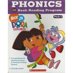 Nick JR Dora the Explorer Pack 2