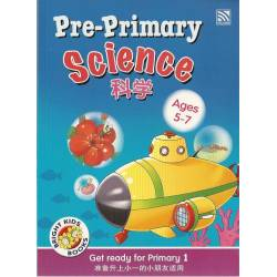 Pre-Primary Science (Eng&Man)