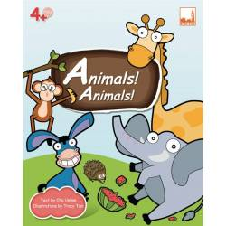 Flashcards – Animals! Animals!