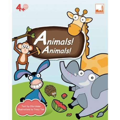 Flashcards – Animals! Animals!
