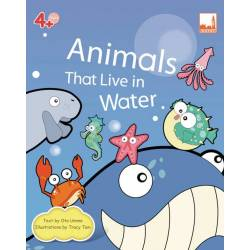 Flashcards – Animals that live in water
