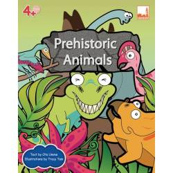 Flashcards – Prehistoric Animals