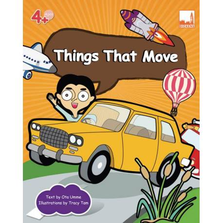 Flashcards – Things that moves