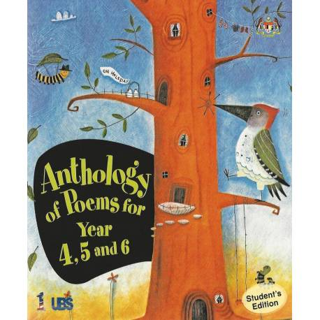 Anthology of Poems for Year 4, 5 and 6 (Last)