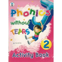 Phonics without Tears Activity book 2