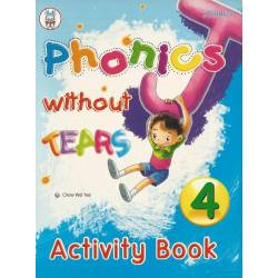 Phonics without Tears Activity book 4