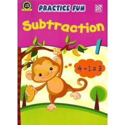 Practice Fun Subtraction 1