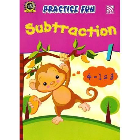 Practice Fun Subtraction 1